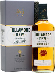 Виски Tullamore Dew 14 Years Old, gift box, 0.7 л
