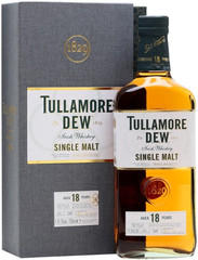 Виски Tullamore Dew 18 Years Old, gift box, 0.7 л
