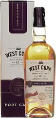 Виски West Cork Port Cask 12 Years, 0.7 л