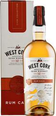 Виски West Cork Rum Cask 12 Years, 0.7 л
