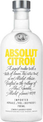 Водка Absolut Citron, 0,7 л.