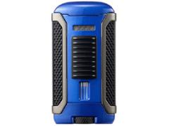 Зажигалка сигарная Colibri Apex синий металлик LI410T4