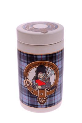 Банка для табака Lubinski Шотландия DST01 вид 2