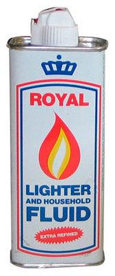 Бензин Royal 125 мл вид 1