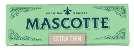 Бумага для самокруток Mascotte Extra Thin вид 1