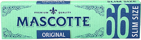 Бумага для самокруток Mascotte Original Slim вид 1