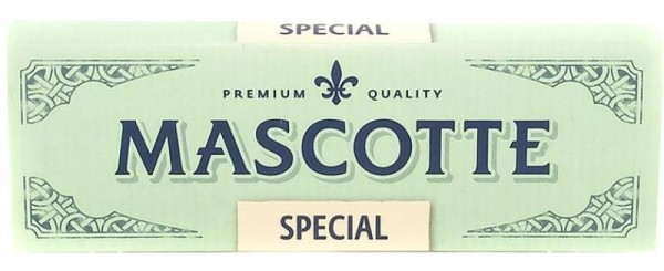 Бумага для самокруток Mascotte Special вид 1
