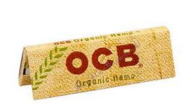 Бумага для самокруток OCB Organic Hemp вид 1