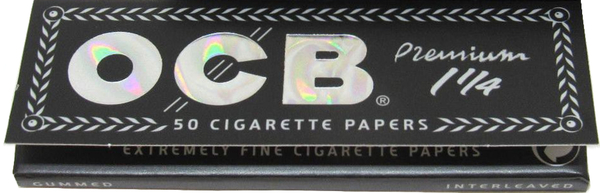 Бумага для самокруток OCB Premium 1 1/4 вид 1