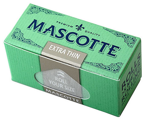 Бумага для самокруток Mascotte Extra Thin Rolls вид 1