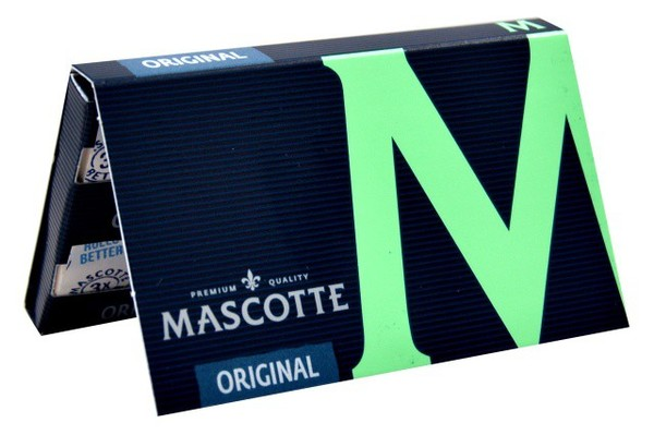 Бумага для самокруток Mascotte Original 100 (M-series) вид 1