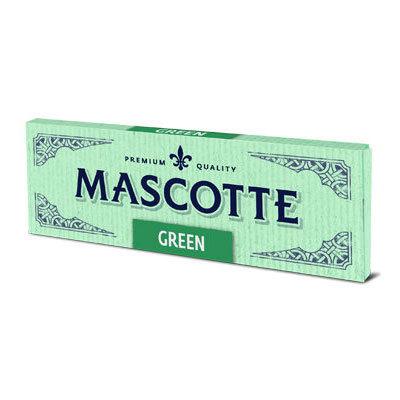 Бумага для самокруток Mascotte Green вид 2