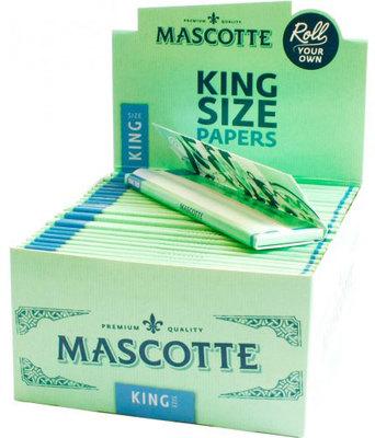 Бумага для самокруток Mascotte King Size вид 2