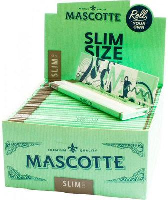 Бумага для самокруток Mascotte Slim Size вид 2