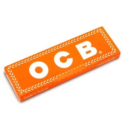 Сигаретная бумага OCB Orange вид 1
