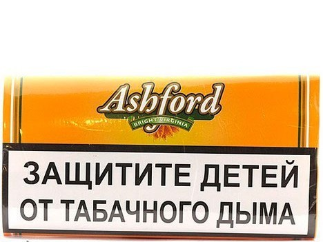 Сигаретный табак Ashford Bright Virginia вид 1