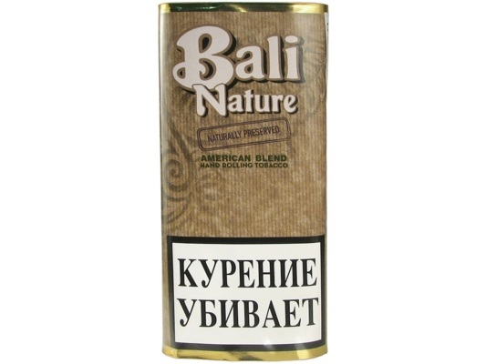 Сигаретный табак Bali Shag American Blend вид 1