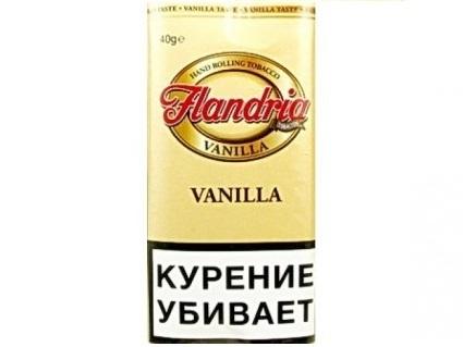 Сигаретный табак Flandria Vanilla вид 1