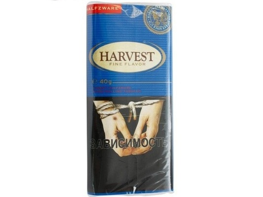 Сигаретный табак Harvest Halfzware вид 1