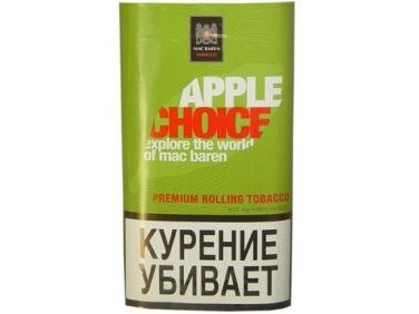 Сигаретный Табак Mac Baren Apple Choice вид 1