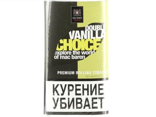 Сигаретный Табак Mac Baren Double Vanilla Choice вид 1