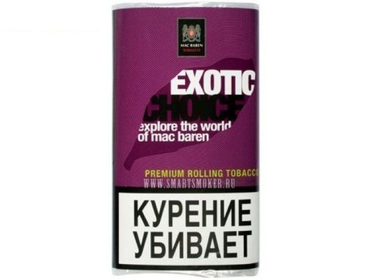 Сигаретный Табак Mac Baren Exotic Choice вид 1