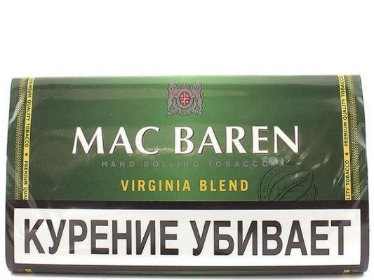 Сигаретный Табак Mac Baren Virginia Blend вид 1