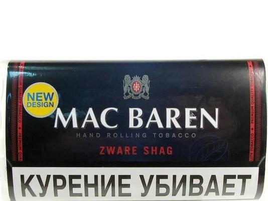 Сигаретный Табак Mac Baren Zware Shag вид 1