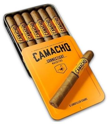 Сигариллы Camacho Connecticut Machitos вид 1