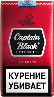 Сигариллы Captain Black Cherise вид 1