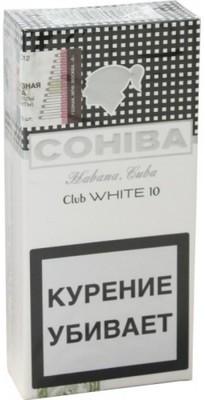 Сигариллы Cohiba Club White вид 1