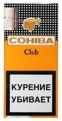 Сигариллы Cohiba Club вид 1