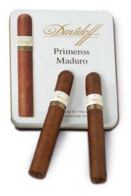 Сигариллы Davidoff Dominican Primeros Maduro вид 1