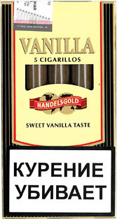 Сигариллы Handelsgold Vanilla вид 1
