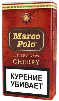 Сигариллы Marco Polo Cherry вид 2