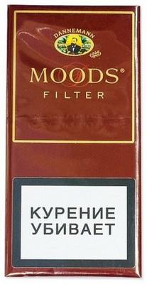 Сигариллы Moods Filter 5 вид 1