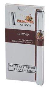 Сигариллы Principes Chicos Brown вид 1