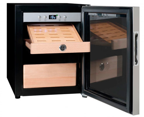 Сигарный шкаф La Sommeliere CIG251 на 250 сигар вид 2