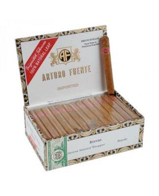 Сигары Arturo Fuente Brevas Royale Natural вид 2
