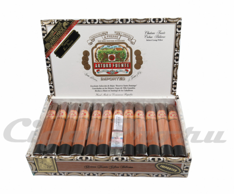 Сигары Arturo Fuente Cuban Belicoso вид 2