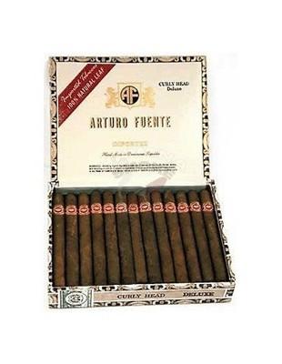 Сигары Arturo Fuente Curly Head De Luxe Maduro вид 2