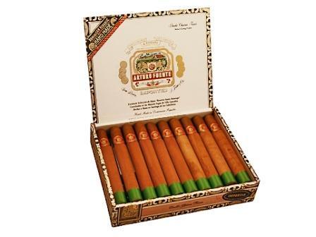 Сигары Arturo Fuente Double Chateau Fuente вид 2