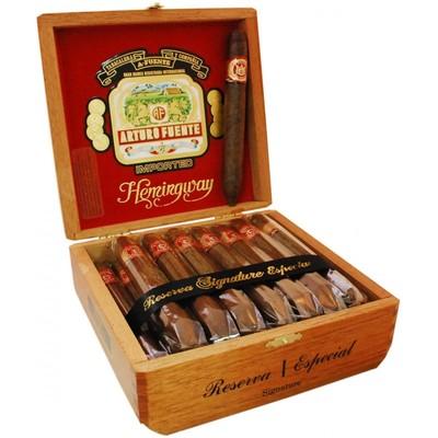 Сигары Arturo Fuente Hemingway Signature вид 2