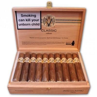 Сигары  AVO Classic Robusto вид 2