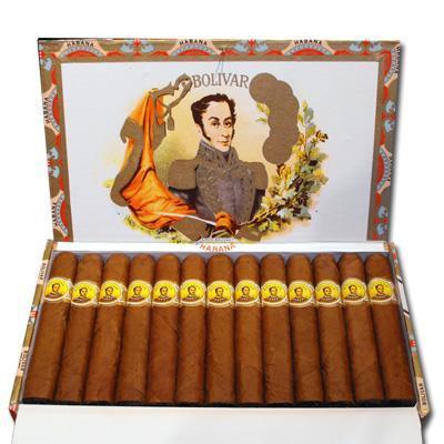 Сигары  Bolivar Petit Coronas вид 1