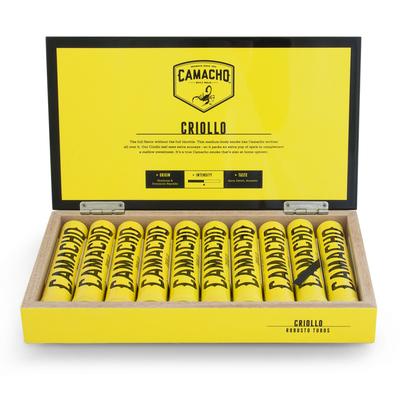Сигары Camacho Criollo Robusto Tubos вид 1
