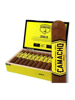 Сигары Camacho Criollo Robusto вид 1
