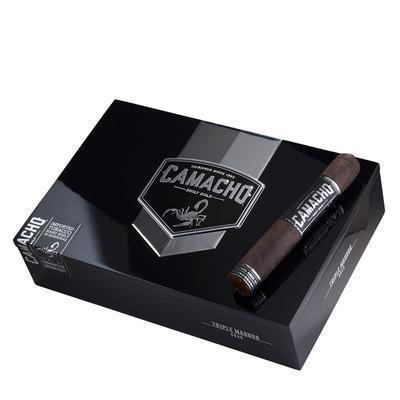 Сигары Camacho Triple Maduro 6/60 вид 1