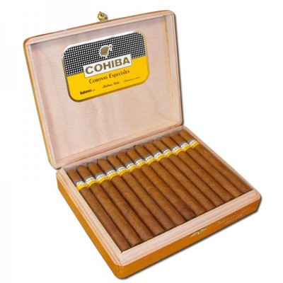 Сигары  Cohiba Coronas Especiales вид 1