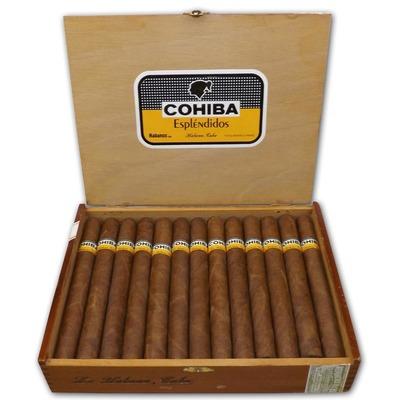 Сигары  Cohiba Esplendidos вид 1
